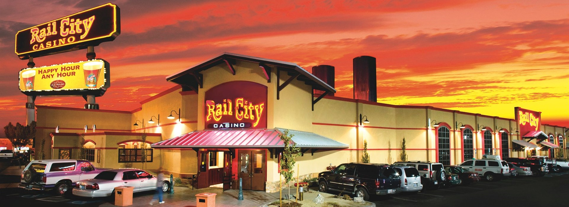 Rail City Casino